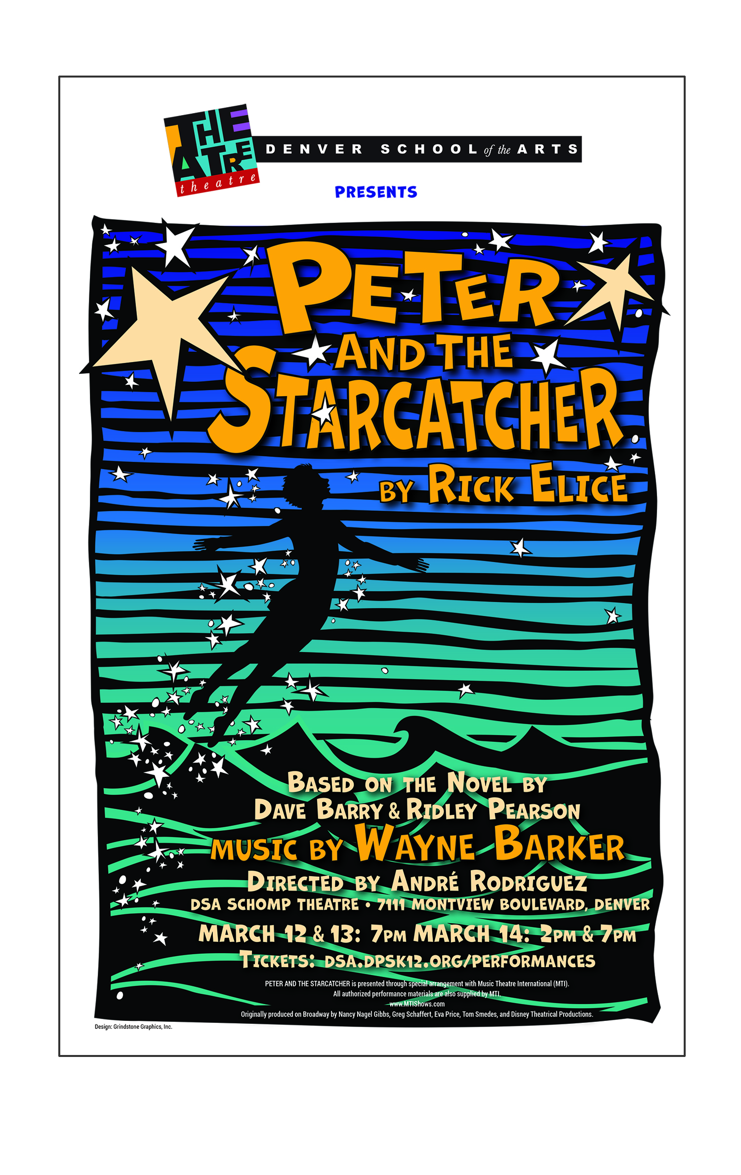 DSA: Peter and the Starcatcher