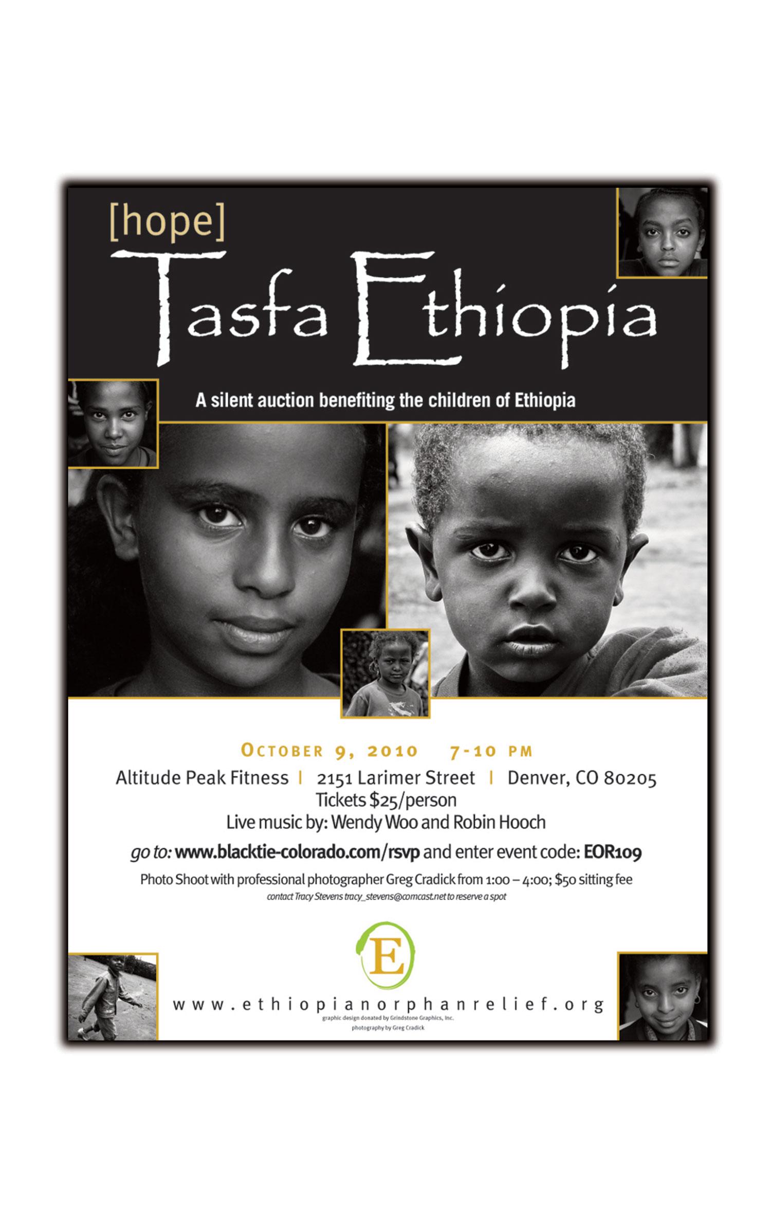 Ethiopian Orphan Relief