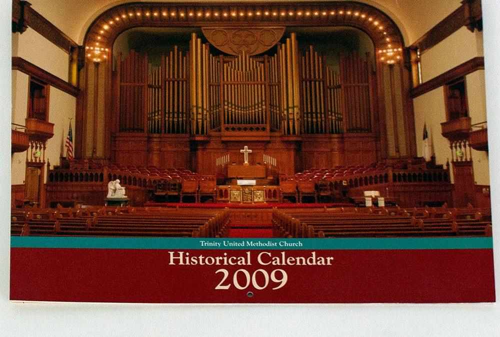 Trinity Methodist Calendar
